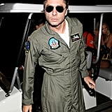 Zach Braff as Maverick From Top Gun