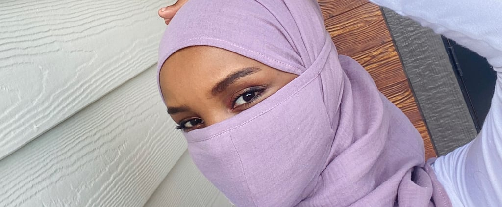Halima Aden Made Face Masks For Hijabi Frontline Workers