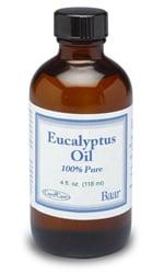 Relax Already: Eucalyptus Steamer