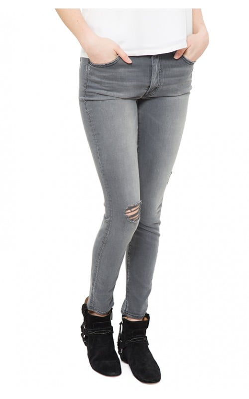 Mother High Waisted Looker Jeans ($200)