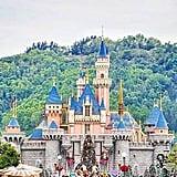The hills are alive at Hong Kong Disneyland!