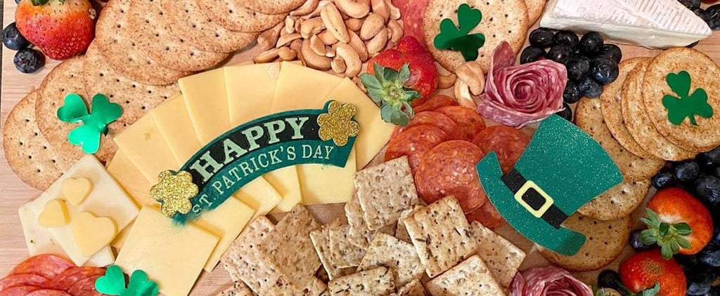 St. Patrick's Day Charcuterie Boards