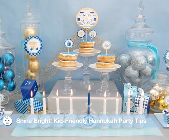 Hanukkah Party Planning Tips