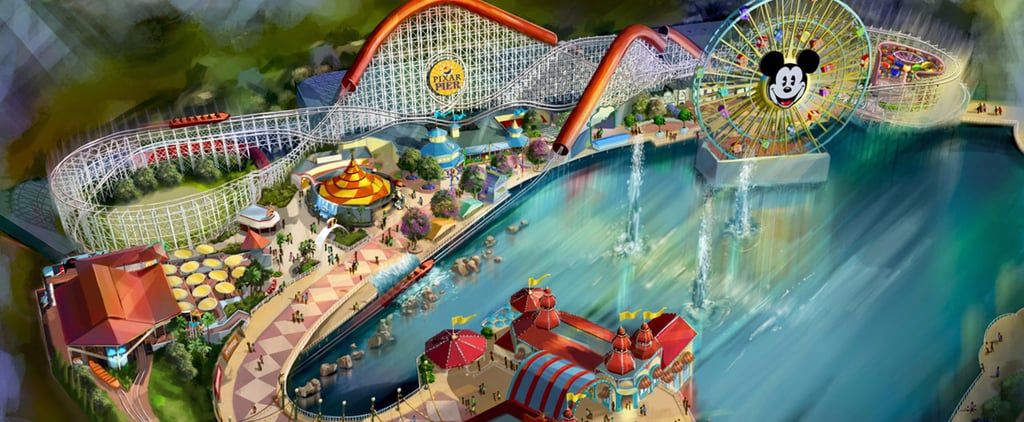 Disney Just Announced Even More Exciting Details About Disneyland's New Pixar Pier!