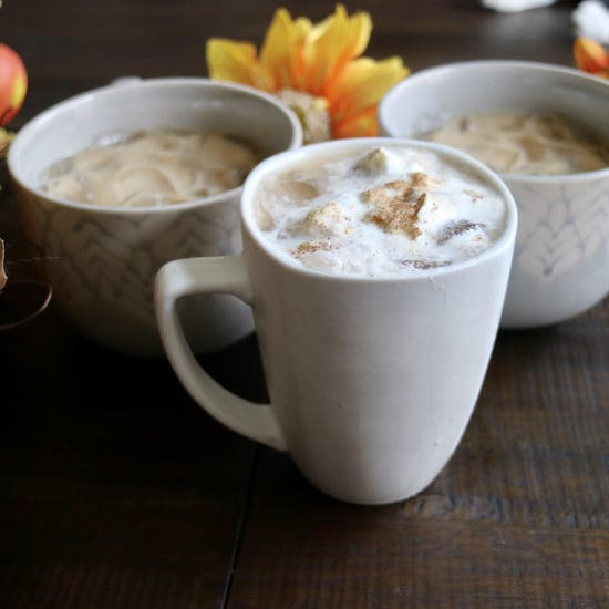 How to Make a Dunkin' Donuts Pumpkin Spice Latte at Home