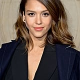 Jessica Alba at Christian Dior