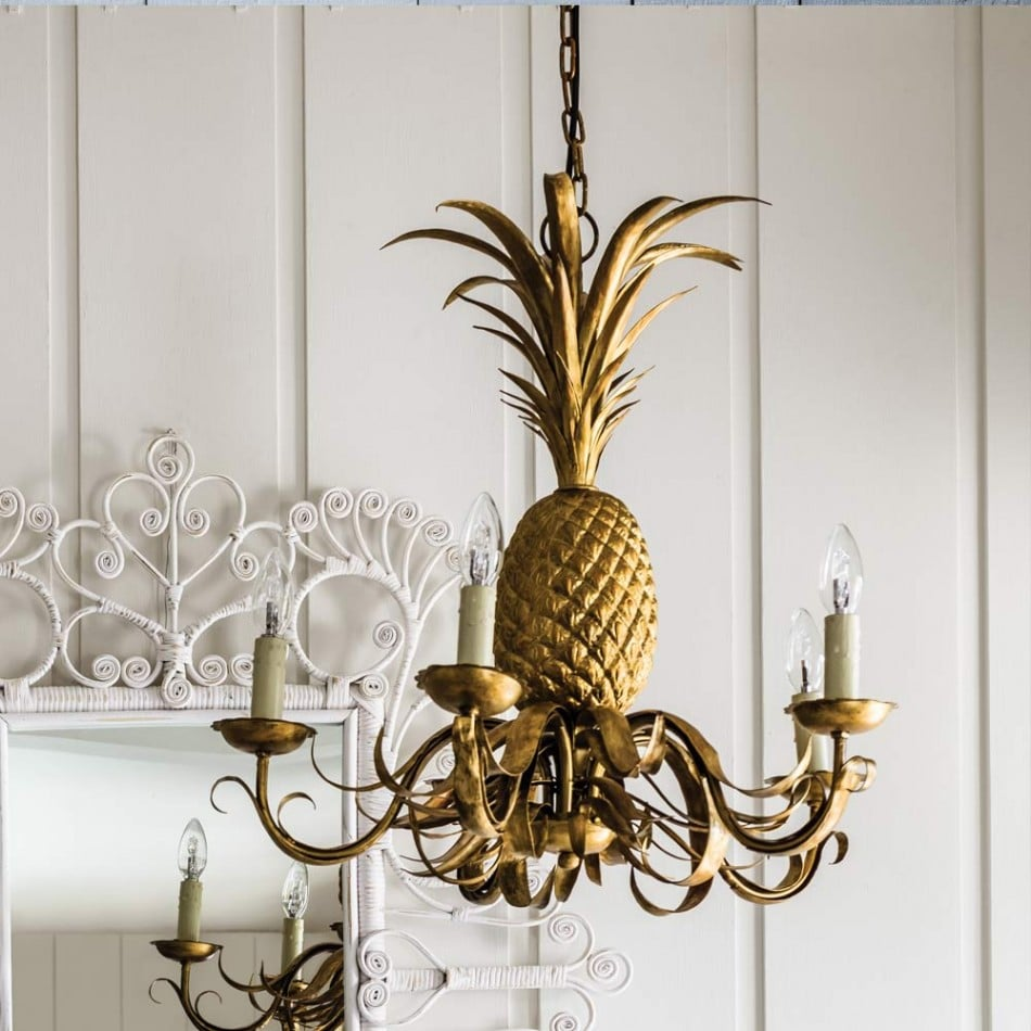 Great Pineapple Home Decor Ideas