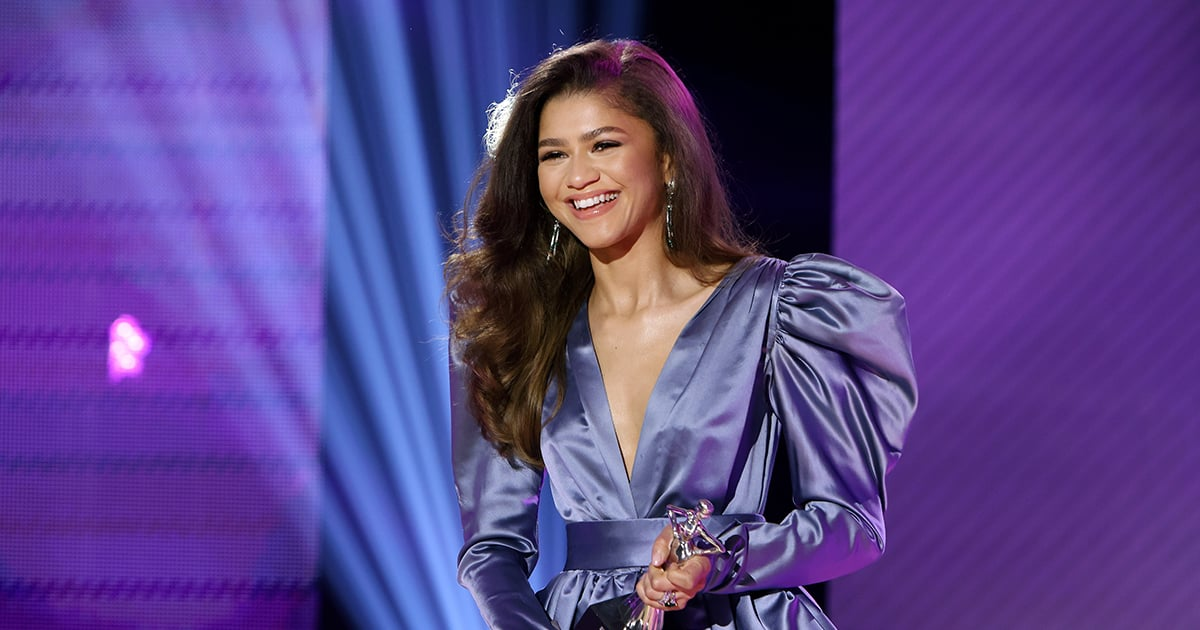 There's a Special Story Behind Zendaya's Look at Essence's Black Women in Hollywood Awards