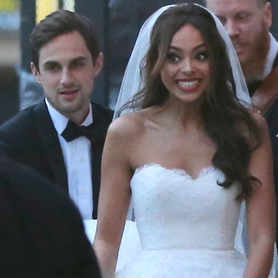 Amber Stevens and Andrew J. West Wedding Pictures