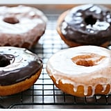 Moonshine-Glazed Doughnuts