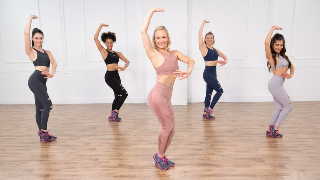 This At-Home Dance Cardio Is the Fun, Calorie-Burning Workout You've Been Craving
