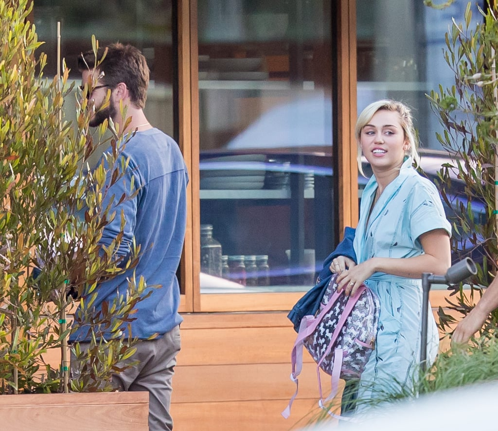 liam and miley relationship timeline save the date