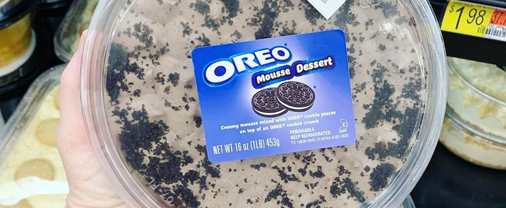 Walmart's Oreo Mousse Dip Is Sprinkled With Cookie Crumbles