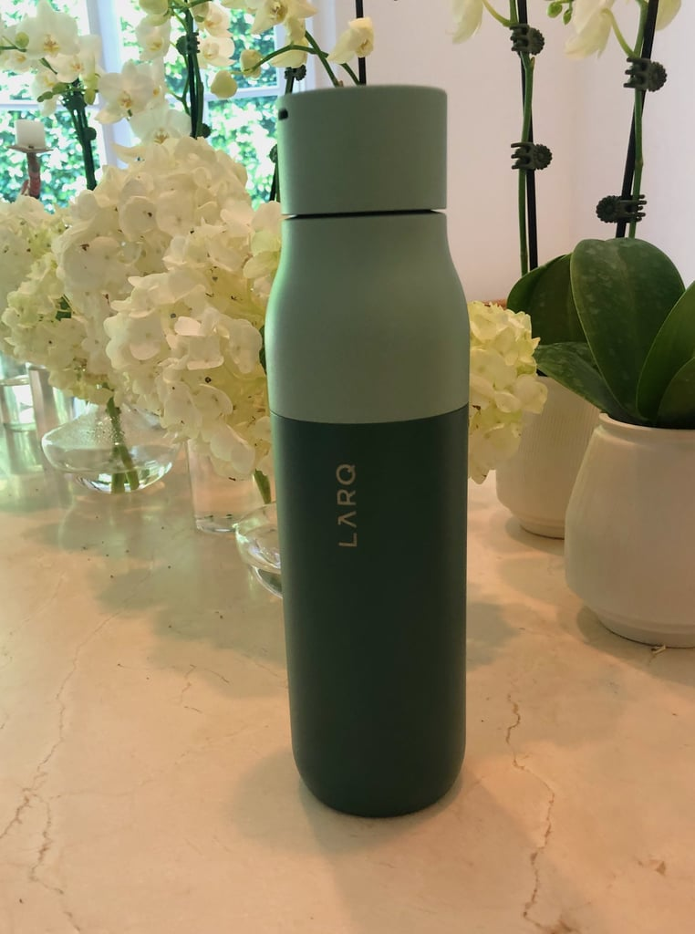 Larq Self Cleaning Water Bottle Review