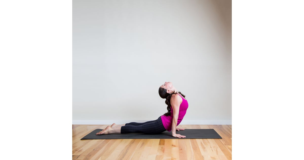 Upward Facing Dog Most Common Yoga Poses Pictures