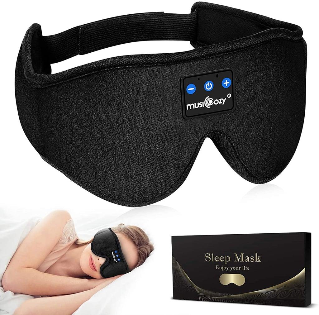 For a Peaceful Flight: Musicozy Sleep Headphones
