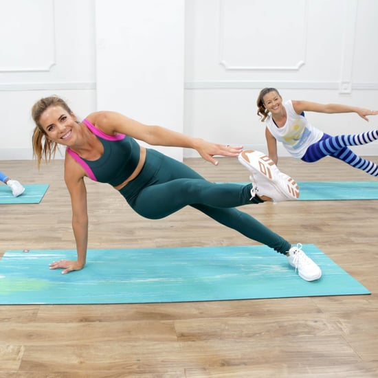 Live Workouts on POPSUGAR Fitness's Instagram, Week of 4/26