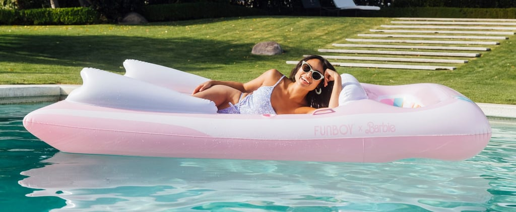 Shop the Funboy x Malibu Barbie Pool Collection
