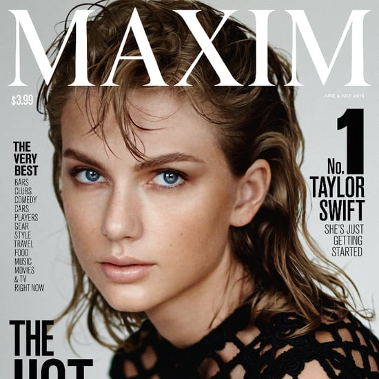 Taylor Swift Tops Maxim 2015 Hot 100 List