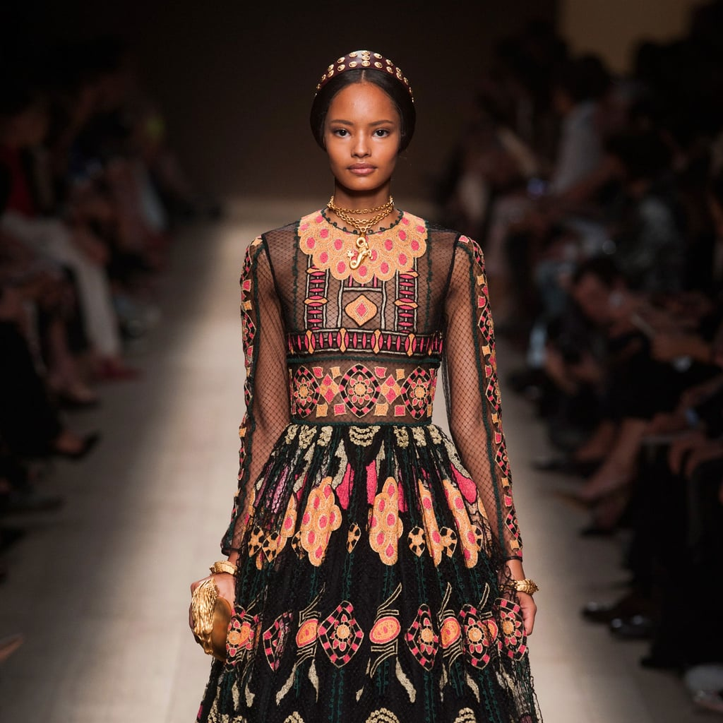Valentino Spring 2014 Runway Show | Paris Fashion Week