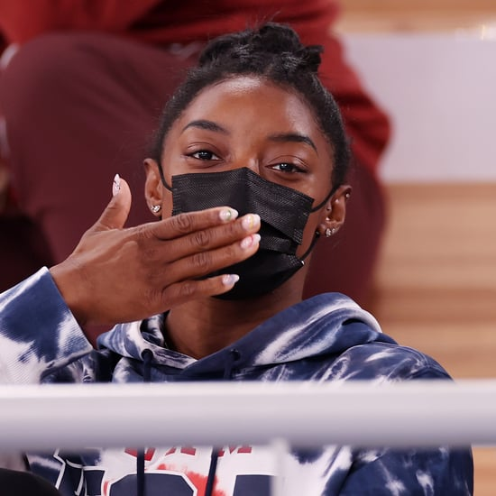 Simone Biles Thanks Fans and Fellow Athletes For Support