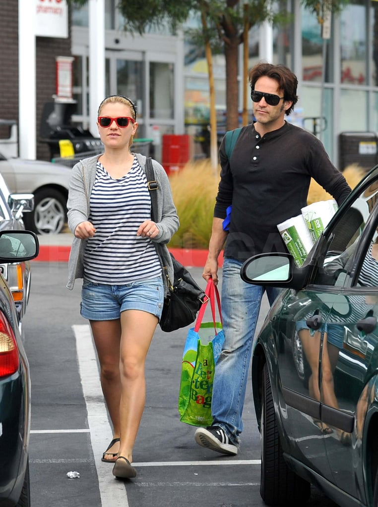 Pictures of Anna Paquin and Stephen Moyer