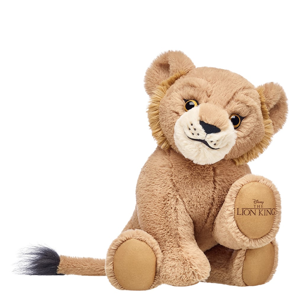 Disney The Lion King Young Simba Build-A-Bear