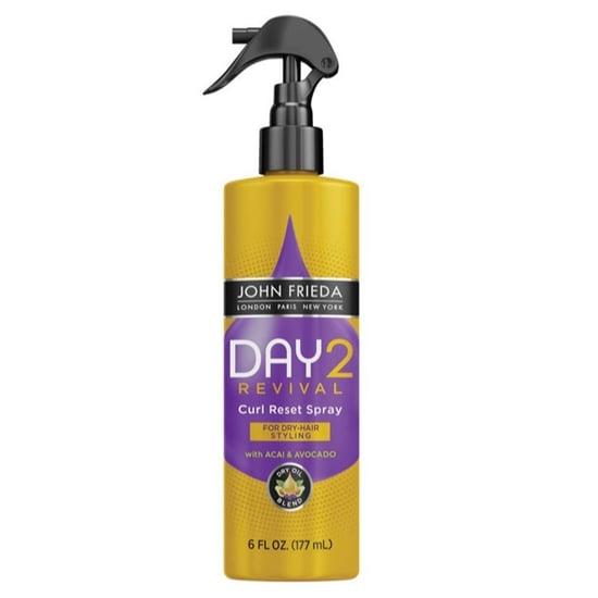 John Frieda Day 2 Curl Reset Spray Review