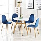 Midcentury Modern Side Chairs Set