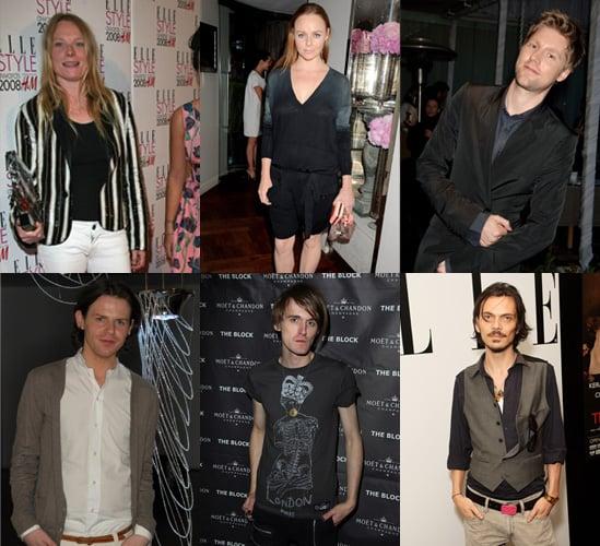 Who Will Win British Designer of the Year 2008?