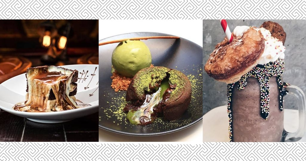 Decadent Desserts in Dubai