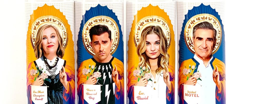 These Schitt's Creek Prayer Candles On Etsy Are Everything