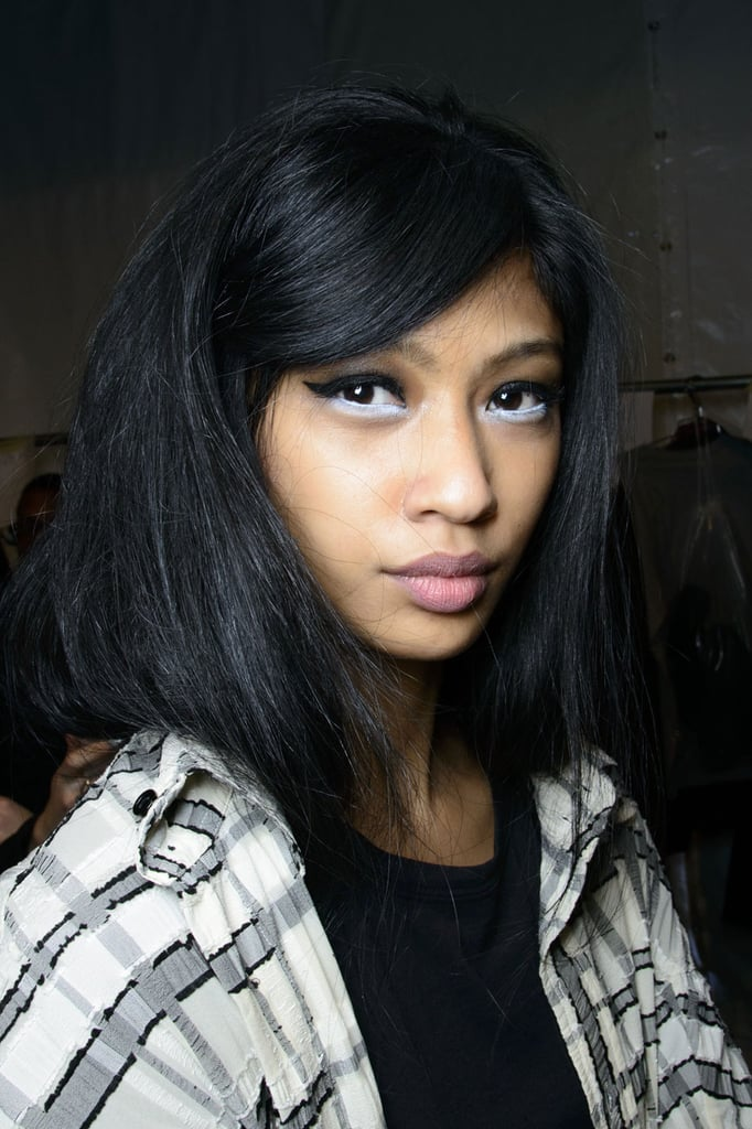 2014 Winter Beauty Trends From New York Fashion Week