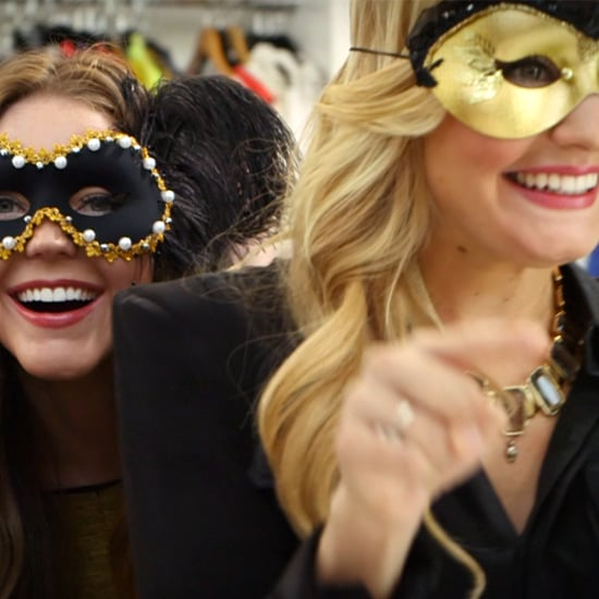 DIY: A No-Fuss Halloween Costume Fit For the Masquerade!