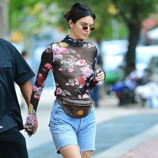 Kendall Jenner Braless Outfits