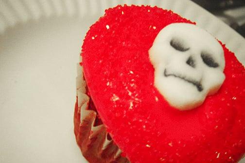Cupcake of the Week: Redrum for Stephen King