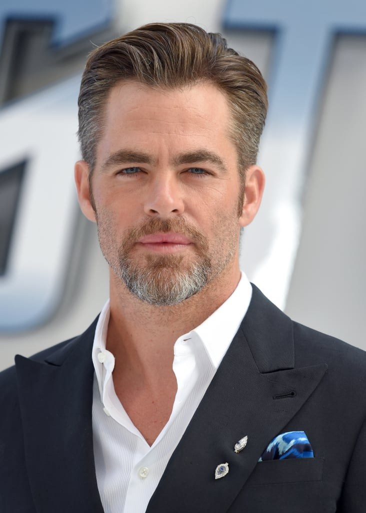 Chris Pine At The Star Trek Beyond Uk Premiere July 2016