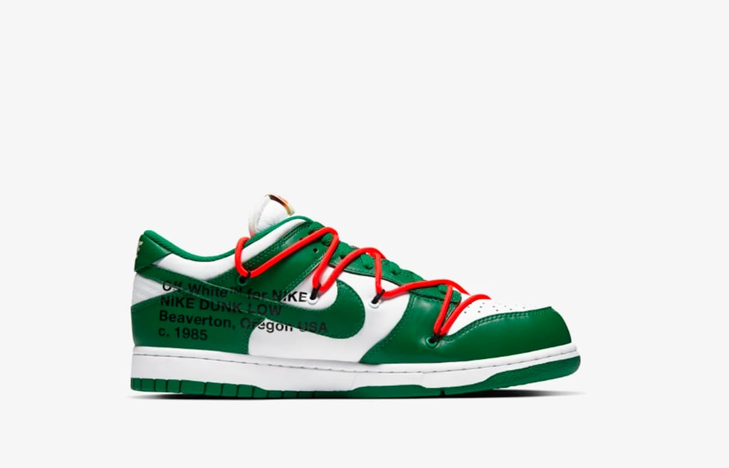 Nike x Off-White Dunk Low Sneakers Have Sneakerheads Buzzing