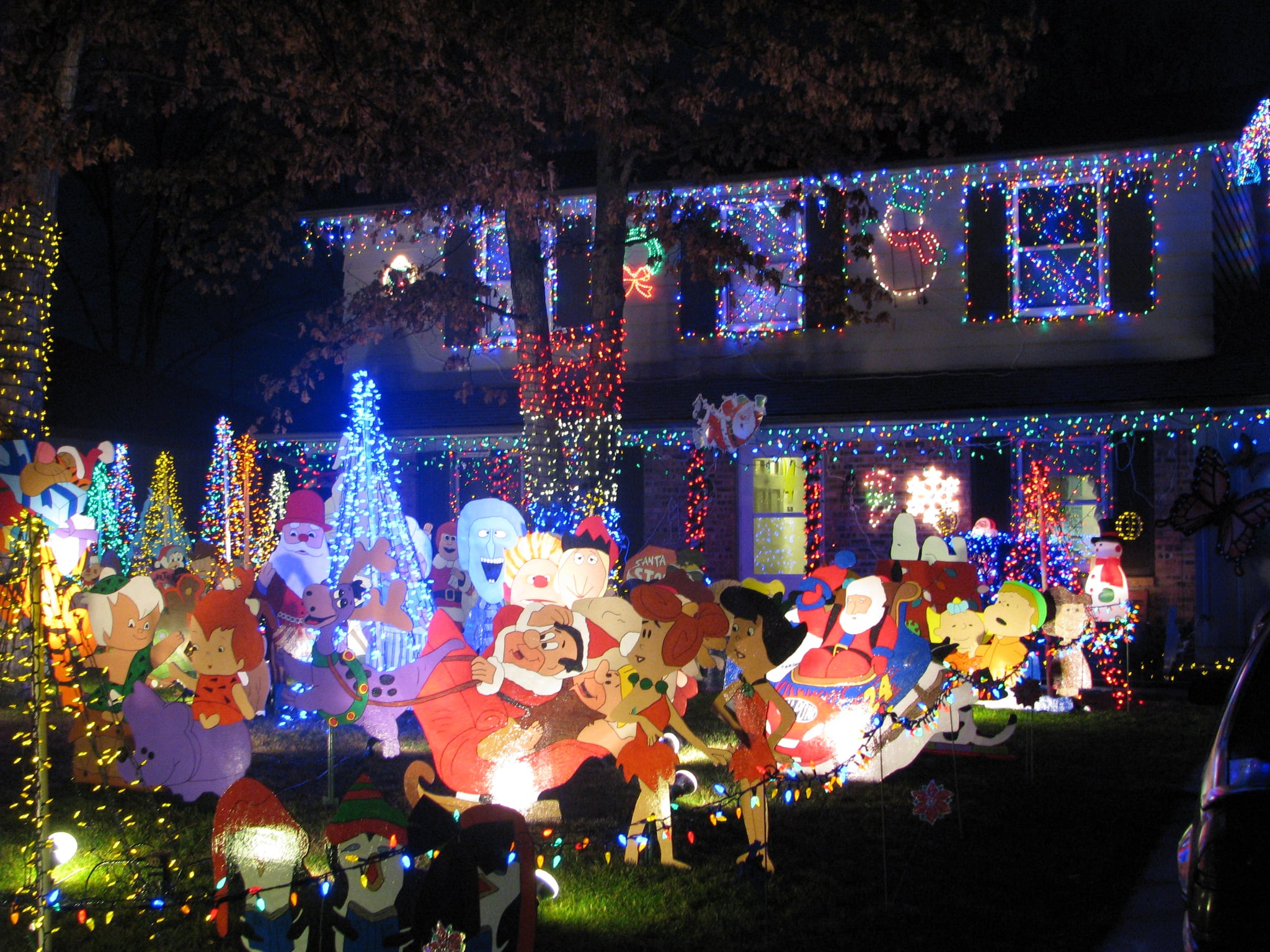 Defiance Ohio Christmas Gifts 2020 Defiance, OH | The Most Decorated Christmas Homes in America
