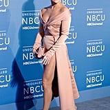 On the Red Carpet For the NBCUniversal Upfronts in May 2017