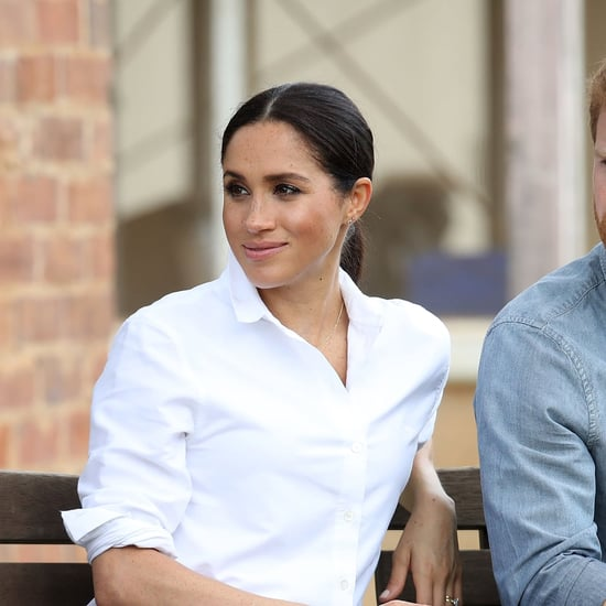 Meghan Markle Gap Button-Down Shirt