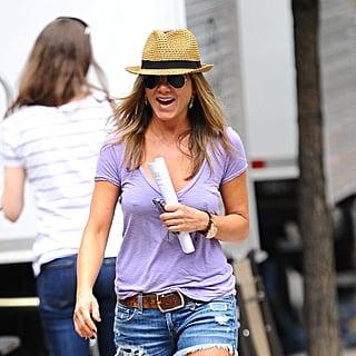 Jennifer Aniston Sexiest Street Style