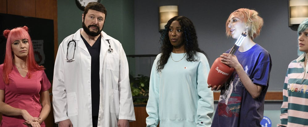 """Why Saturday Night Live's """"Gen Z Hospital"""" Skit Is Offensive"""