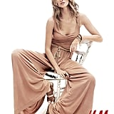 Gisele Gets Soft and '70s-Inspired For H&M's Spring '11 Campaign