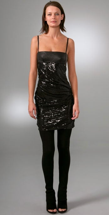 Alexander Wang Sequin Goddess Dress ($780)