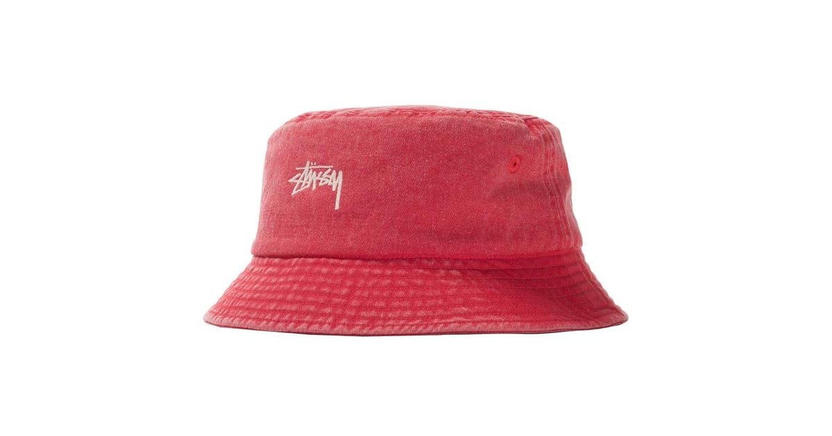 Stussy Stock Washed Bucket Hat Cute Bucket Hat Outfit Ideas For Summer 2020 Popsugar Fashion Uk Photo 13