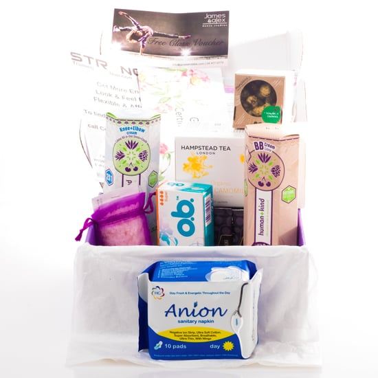 Monthly Subscription Box For Periods