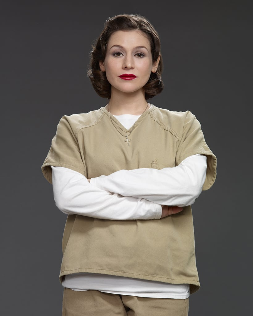 Morello From Orange Is the New Black