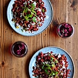 Beetroot and Pomegranate Cauliflower Couscous Salad