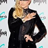 Makeup Mask Kesha